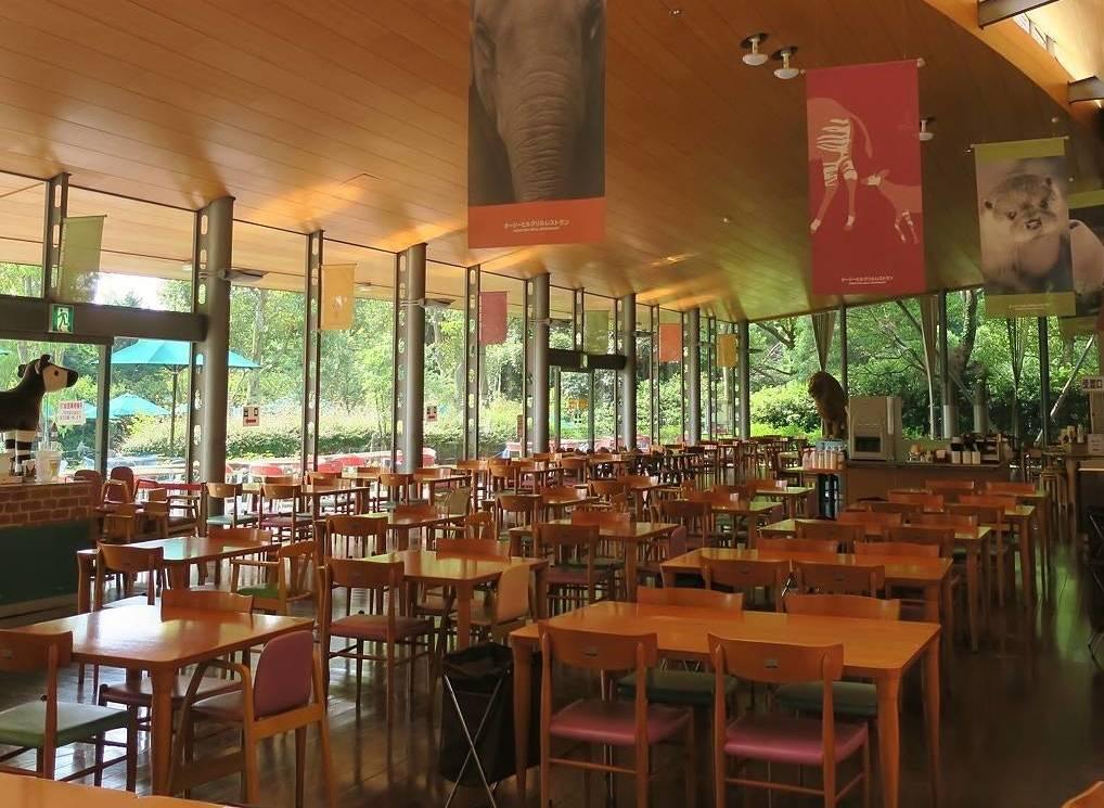 ズーラシアレストラン1