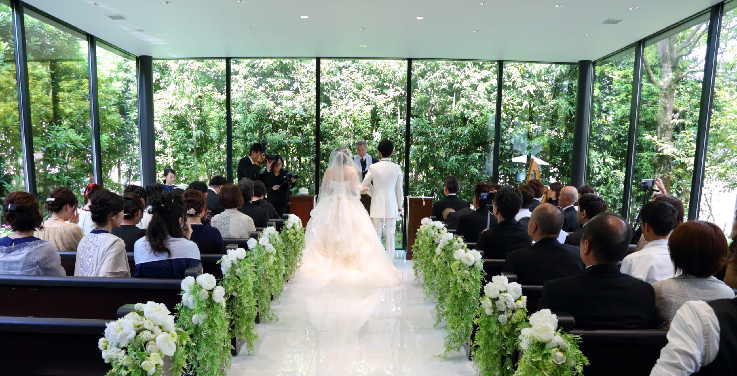 袋井で結婚式場を探すならザ・ハウス愛野が絶対におすすめ!