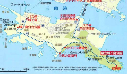 城ヶ島のハイキングコースで運動不足解消!まぐろも堪能三崎港旅