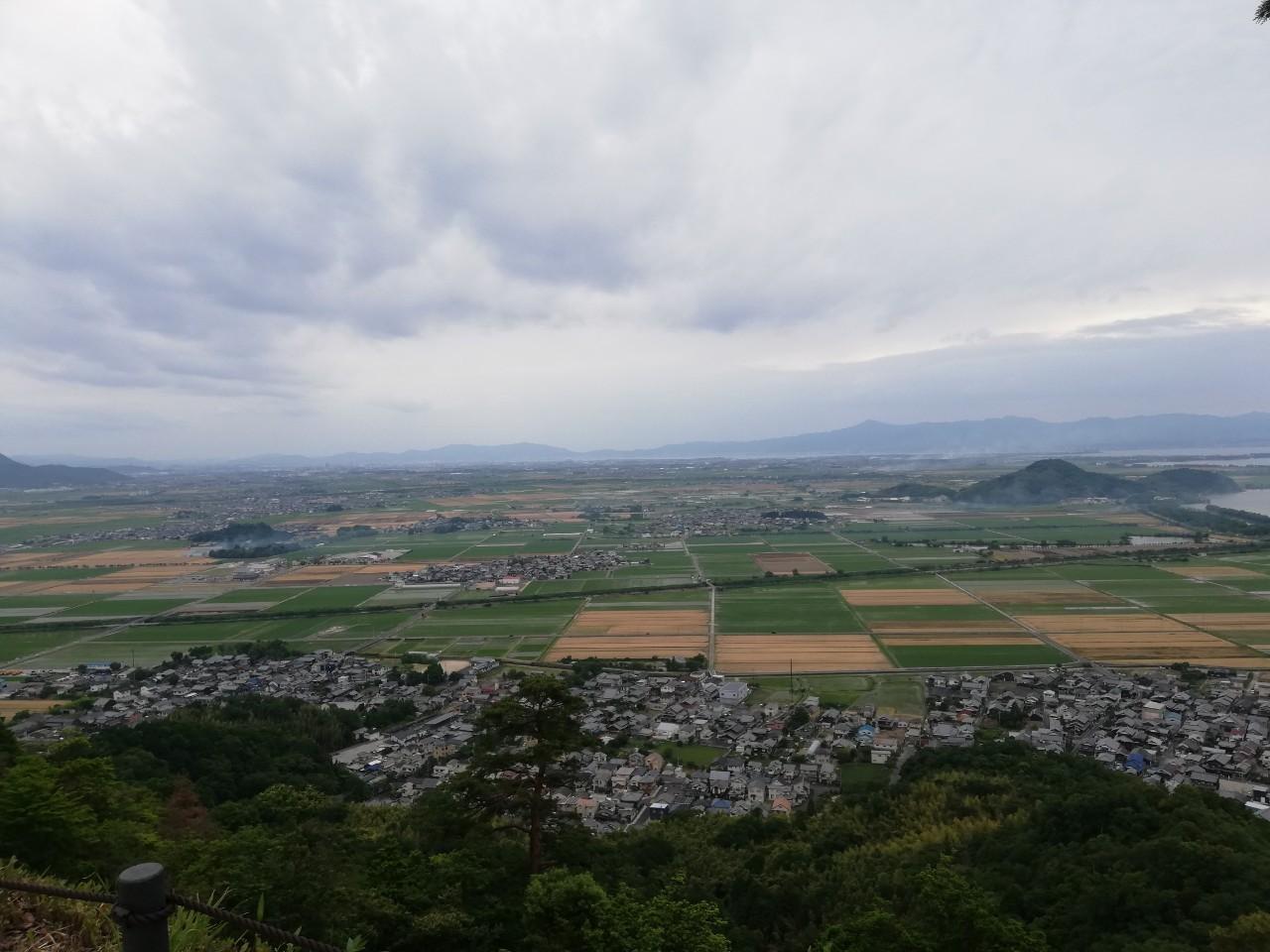 八幡山頂上3