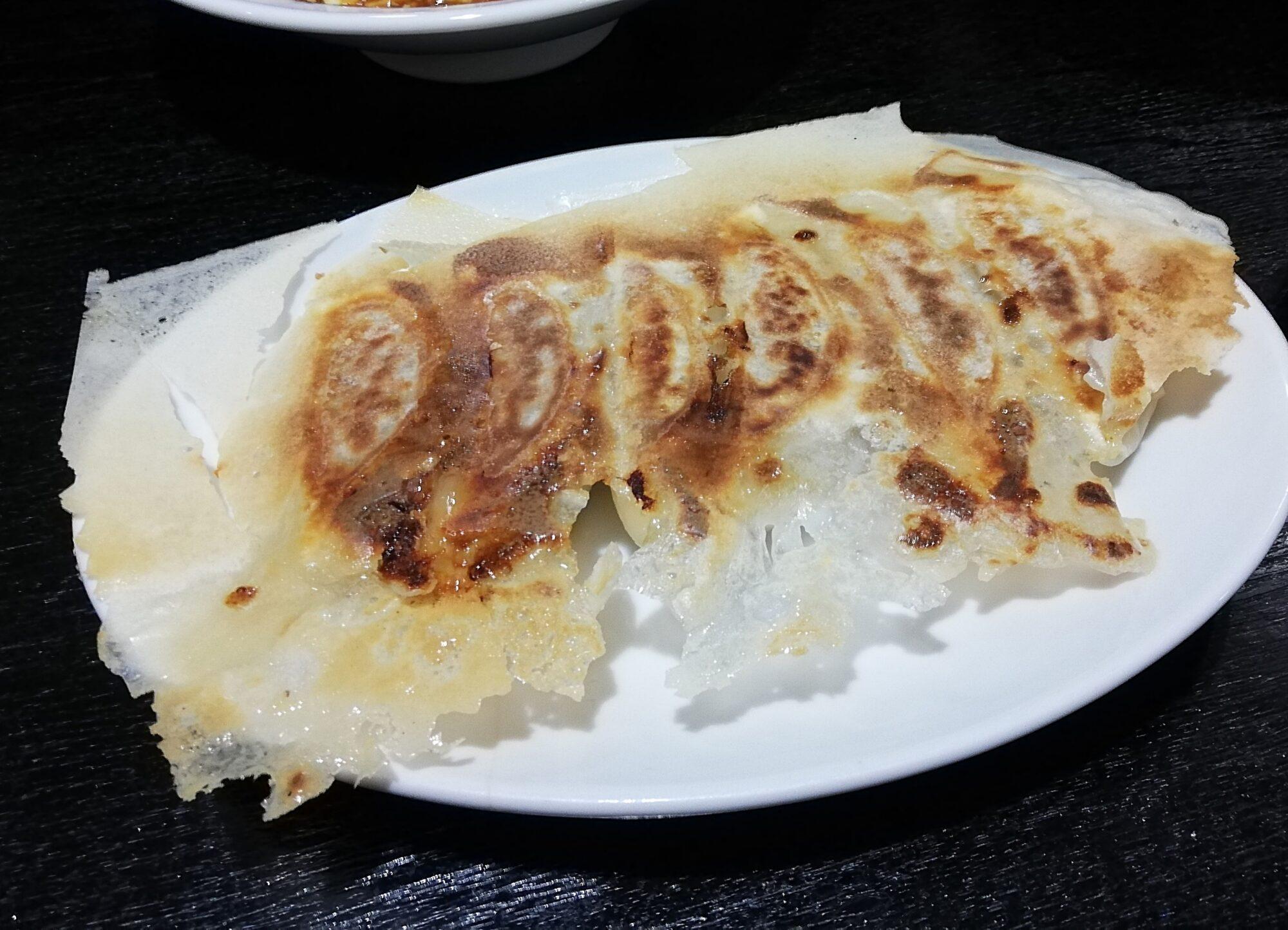 久香亭 餃子